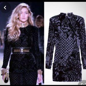 Balmain H&M limited edition dress size 2